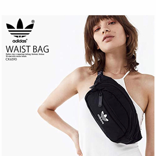 adidas - Adidas NATIONAL WAIST PACKヒップバッグ ボディバッグ