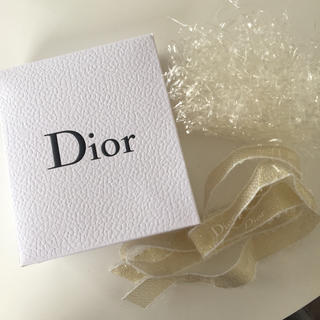 Dior - ディオール 箱 リボン プレゼント ギフトボックス