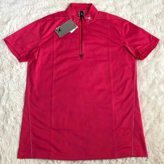 Oakley - 新品未使用 オークリーOAKLEY ハーフジップ半袖シャツ サイズ L