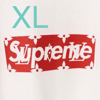 シュプリーム(Supreme)のsupreme louis vuitton Tシャツ xl(Tシャツ/カットソー(半袖/袖なし))