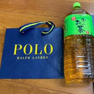 ポロラルフローレン(POLO RALPH LAUREN)のPOLO ポロ ショップ袋(ショップ袋)