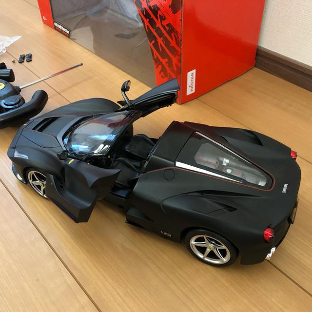 Ferrari(フェラーリ)のLa Ferrari ラ・フェラーリ RC ラジコン ミニカー エンタメ/ホビーのおもちゃ/ぬいぐるみ(ホビーラジコン)の商品写真