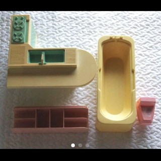 タカラトミー(Takara Tomy)のジェニーちゃんハウス 家具(ぬいぐるみ/人形)
