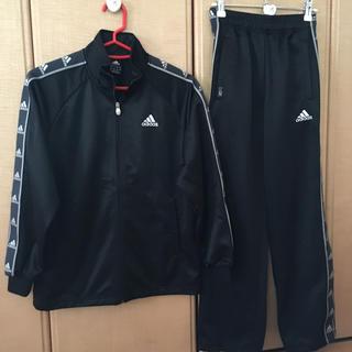 adidas - adidasアディダスジャージ上下ブラック150