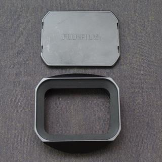 富士フイルム - 8/2まで XF16 F1.4mm用メタルフード LH-XF16
