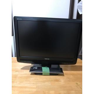 東芝 - TOSHIBA 液晶カラーテレビ RFGZA 19インチ