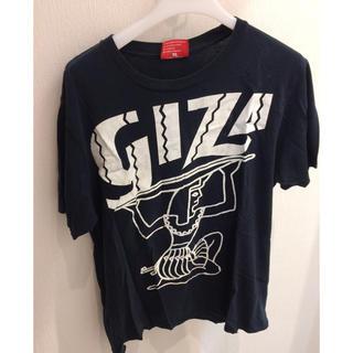 ギザ(GIZA)のGIZA Tシャツ ギザ GR8 マドモアゼルユリア(Tシャツ(半袖/袖なし))