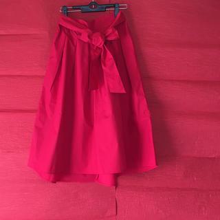 シマムラ(しまむら)の新品未使用 タグ付 フレアスカート スカート しまむら(ひざ丈スカート)