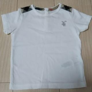 BURBERRY - バーバリーチルドレンTシャツ