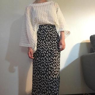 Lochie - tops & skirt set