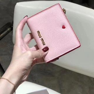 miumiu - MiuMiu ミュウミュウ 財布