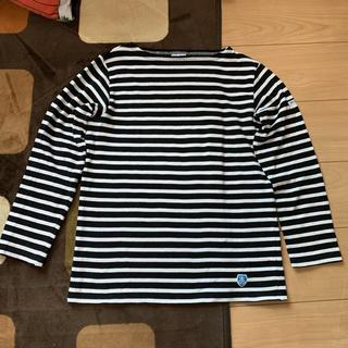 ORCIVAL - オーチバル バスクシャツ ボーダーカットソー