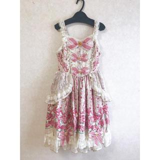 Angelic Pretty - Fairy Rose Princess JSK バレッタ set 新品