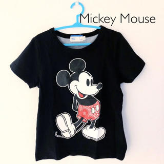 Disney - ミッキー Tシャツ 120サイズ Disney