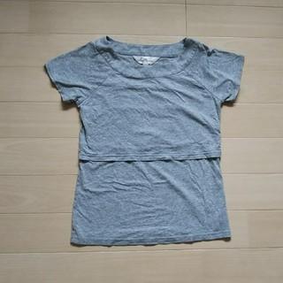 授乳服 Tシャツ Mサイズ 夏物
