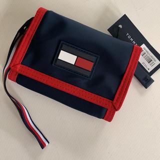TOMMY HILFIGER - ☆新品 メイシーズ百貨店購入 トミーヒルフィガー ナイロンフラッグ 折財布