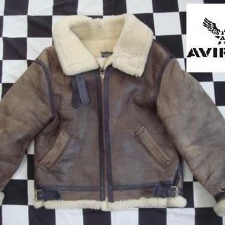 アヴィレックス(AVIREX)の【AVIREX アヴィレックス 】Type B3ボマージャケット42革ジャンフラ(フライトジャケット)