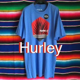 Hurley - HurleyハーレーUS限定プレミアアートLOGO デザインTシャツ L