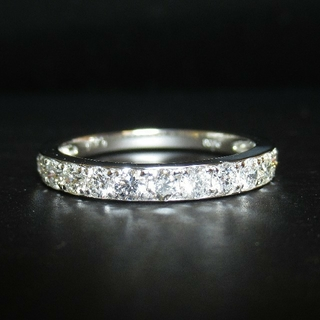 pt900 ダイヤモンド リング ハートキュー(リング(指輪))