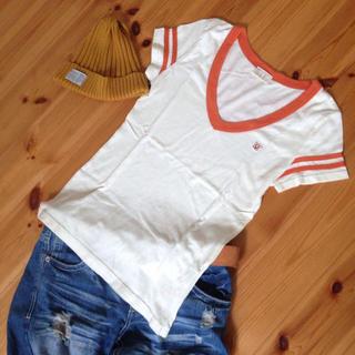 スライ(SLY)のSLYラインTシャツ(Tシャツ(半袖/袖なし))