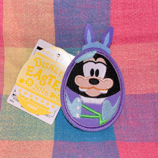 Disney - グーフィー★ワッペンバッジ