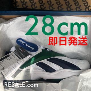 リーボック(Reebok)の28cm Reebok INTERVAL 96 世界1996足限定 グリーン 緑(スニーカー)
