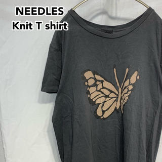 ニードルス(Needles)のNeedles ニードルス 蝶 Tシャツ(Tシャツ/カットソー(半袖/袖なし))