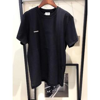 VETEMENTS  メンズ   ブラック Tシャツ S(Tシャツ/カットソー(半袖/袖なし))