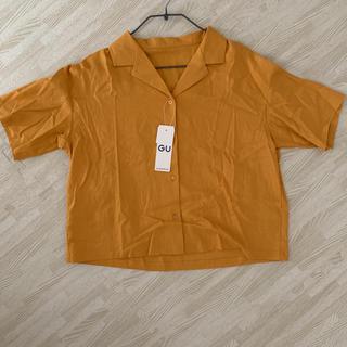 新品タグ付き♡リネンシャツ