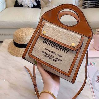 BURBERRY - Burberry ババリー トートバック