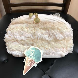 ジェラートピケ(gelato pique)の【新品・タグ付き】ジェラートピケ ポーチ(ポーチ)