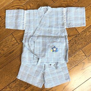 ファミリア(familiar)のfamiliar ファミちゃん 甚平 100cm(甚平/浴衣)