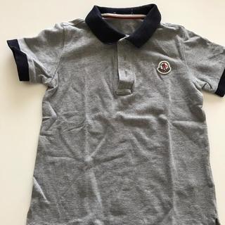 モンクレール(MONCLER)のkidsモンクレール ポロシャツ(Tシャツ/カットソー)