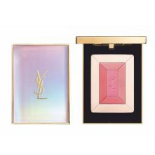イヴサンローランボーテ(Yves Saint Laurent Beaute)の新品YSL 限定フェイスパレット シマー ラッシュ チーク(チーク)
