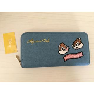 チップアンドデール(チップ&デール)のチップとデールの長財布(財布)