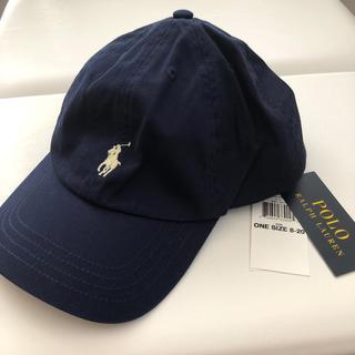 POLO RALPH LAUREN - 新品 ポロ ラルフローレン キャップ 帽子 56cm