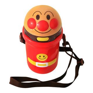 アンパンマン(アンパンマン)の今月中のみの出品!新品未開封 アンパンマンダイカットストロー水筒(水筒)