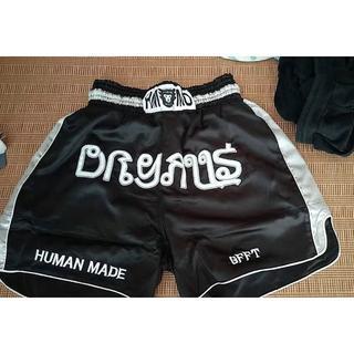 HUMAN MADE 19SS メンズ ブラック  ショートパンツ S(ショートパンツ)