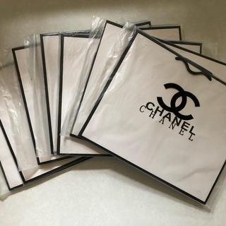 CHANEL - シャネル ショッパー7枚セット