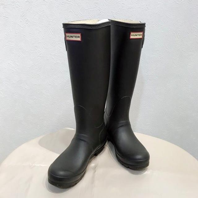 HUNTER(ハンター)の【HUNTER】ハンター W23499 CHOCOLATE レインブーツ レディースの靴/シューズ(レインブーツ/長靴)の商品写真