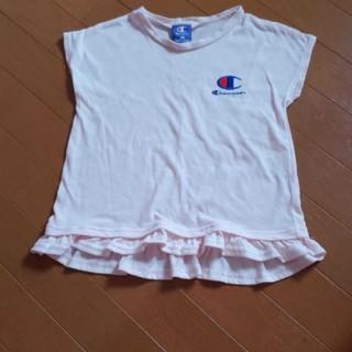 チャンピオン(Champion)のChampion Tシャツ 120 ピンク(Tシャツ/カットソー)