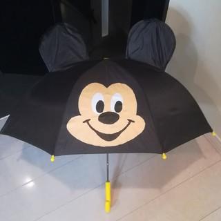 Disney - ミッキー 耳付き傘 47cm