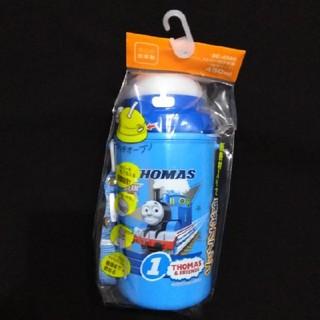 【未開封】きかんしゃトーマス ストロー付き水筒(保冷タイプ)