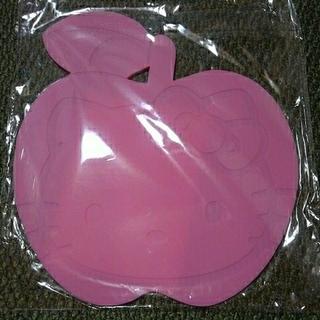 ハローキティ(ハローキティ)のハローキティ 鍋つかみ 蓋開け シリコン樹脂(収納/キッチン雑貨)
