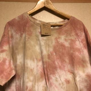 ニコアンド(niko and...)のニコアンド Tシャツ 新品 (Tシャツ(半袖/袖なし))