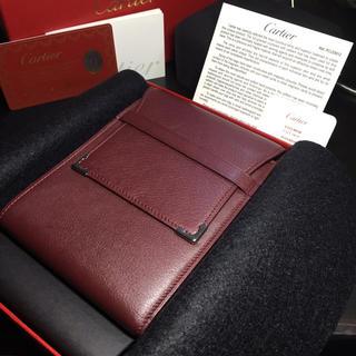 カルティエ(Cartier)の【新品 未使用】カルティエ カボション 財布 マスト 兼用 確実正規品【C2】(財布)