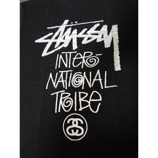ステューシー(STUSSY)の【新品】ステューシー インターナショナル トライブ Tシャツ MB635(Tシャツ/カットソー(半袖/袖なし))
