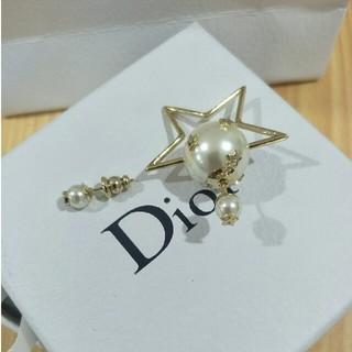 ディオール(Dior)のお勧めDior デイオール ピアス 新品(ピアス)