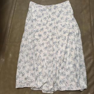 ギャップ(GAP)のGAP  フレアースカート(ロングスカート)