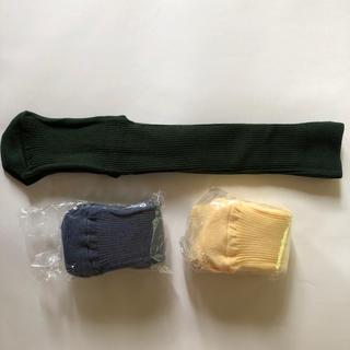 シャルレ(シャルレ)のハイソックス 3色(ソックス)